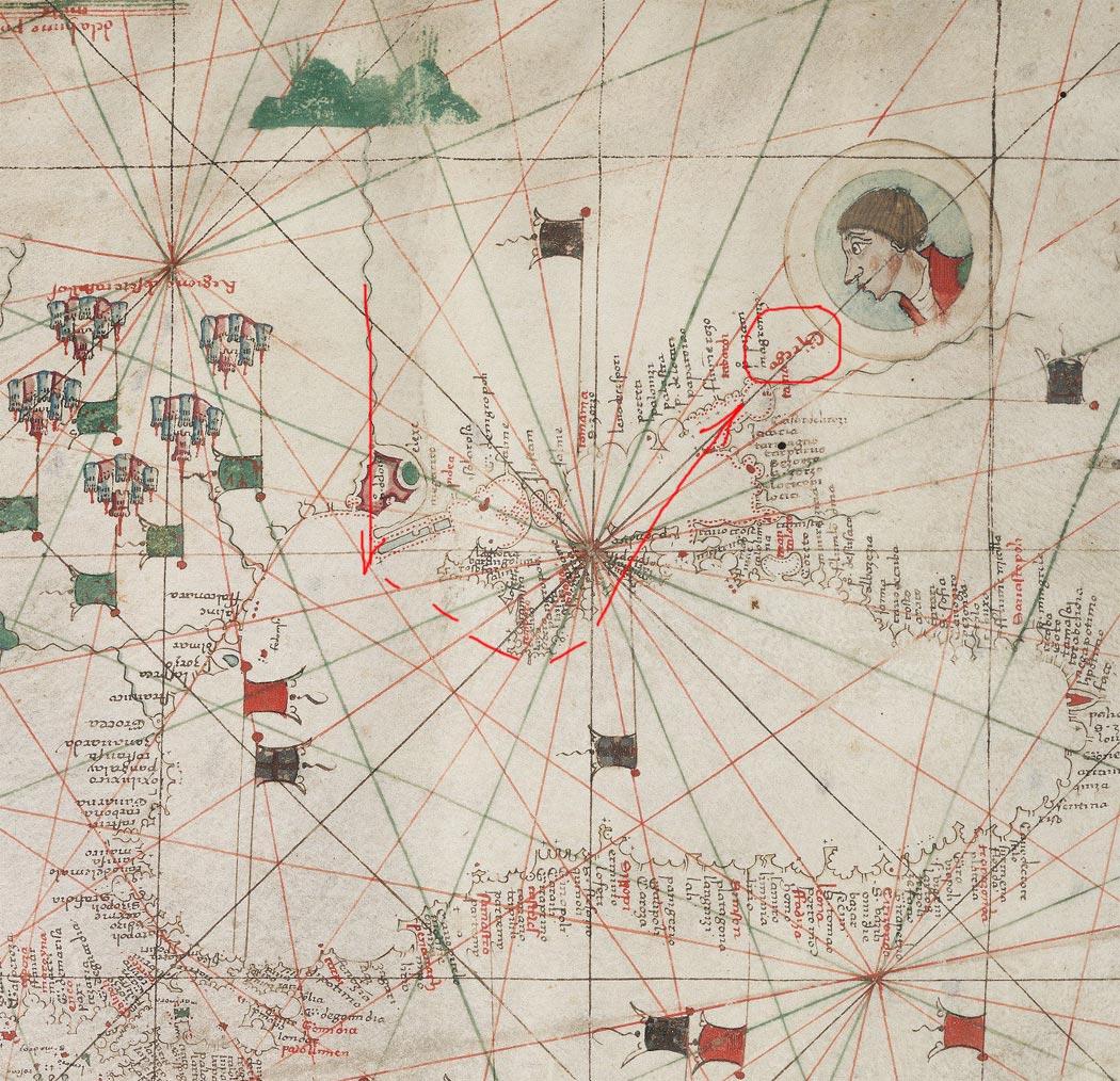 "Хронология + Локализация + ""Катастрофа 1500"" - Страница 3 1505_Abenzara_Jehuda_Greco"