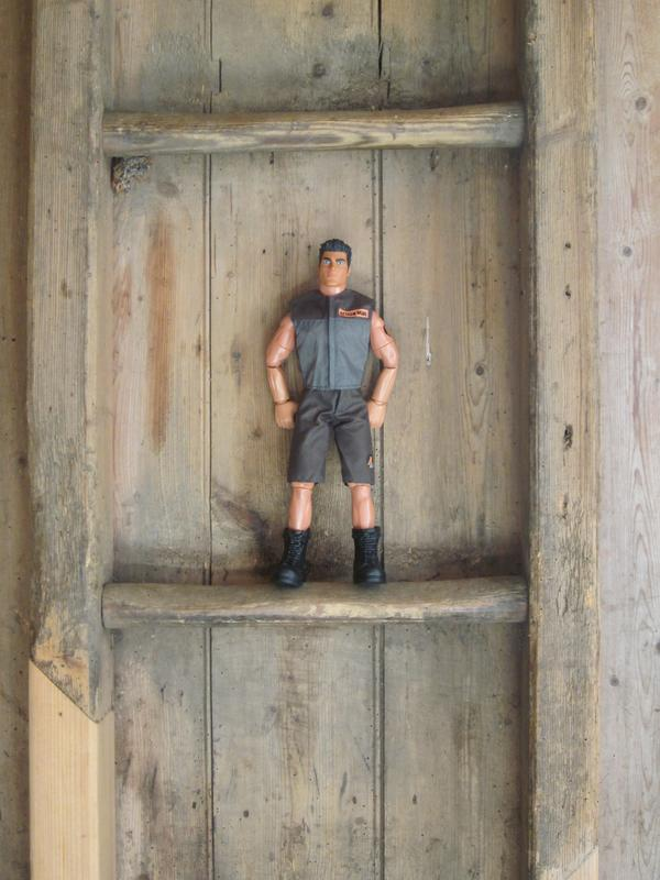 My Action Man trip to Kellie Castle and the Gardens. (Ackie88)  IMG_0375