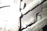 Танк КВ-1 изнутри (№ 9854), Ропша, Ленобласть. P6230083