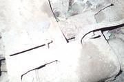 Танк КВ-1 изнутри (№ 9854), Ропша, Ленобласть. P6230158