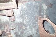 Танк КВ-1 изнутри (№ 9854), Ропша, Ленобласть. P6230160