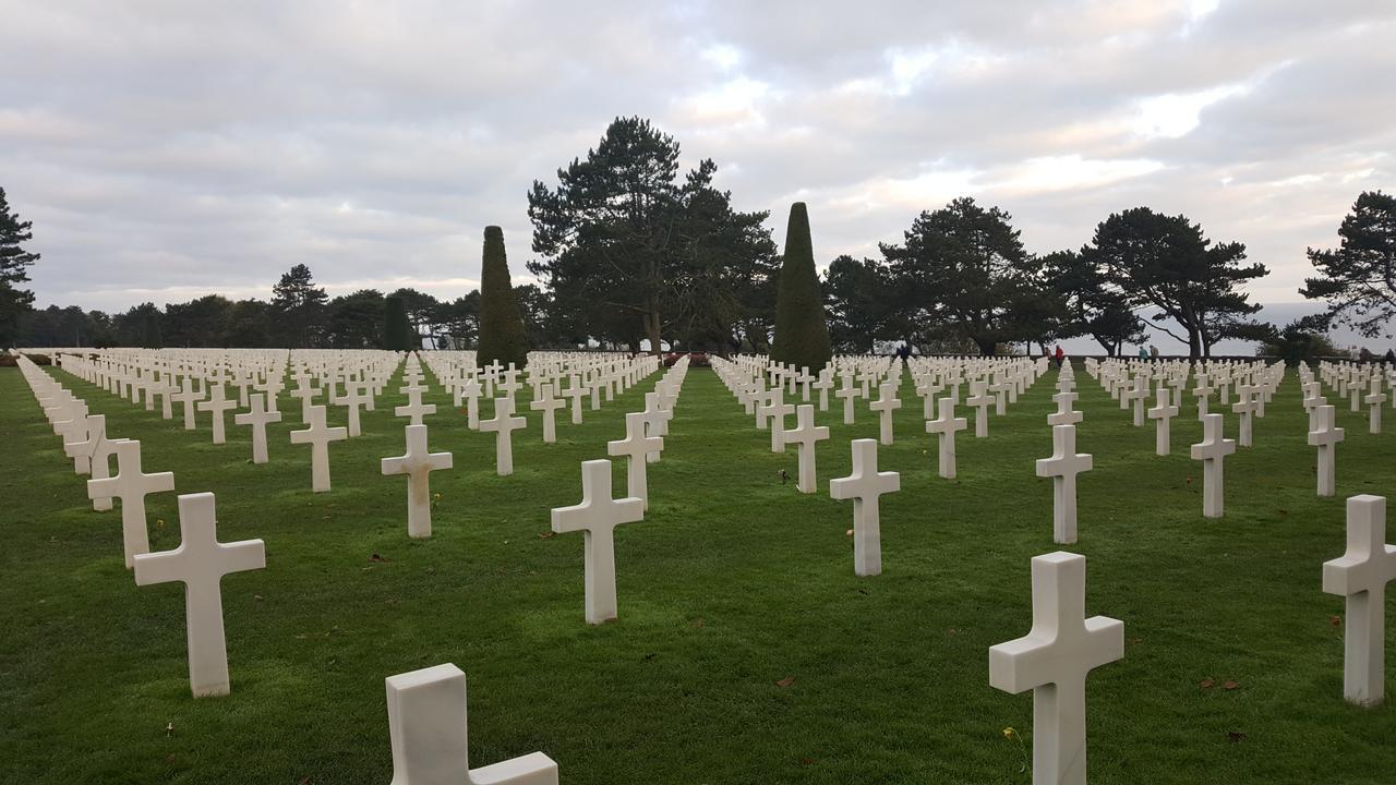Normandy d day battlefield trip 20171028_092850