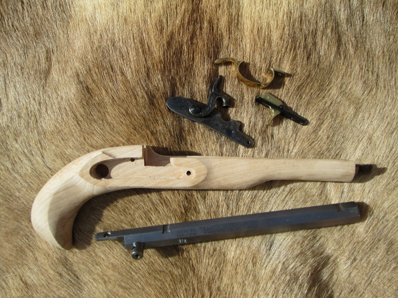 Traditions Kentucky Pistol Kit Build IMG_8748