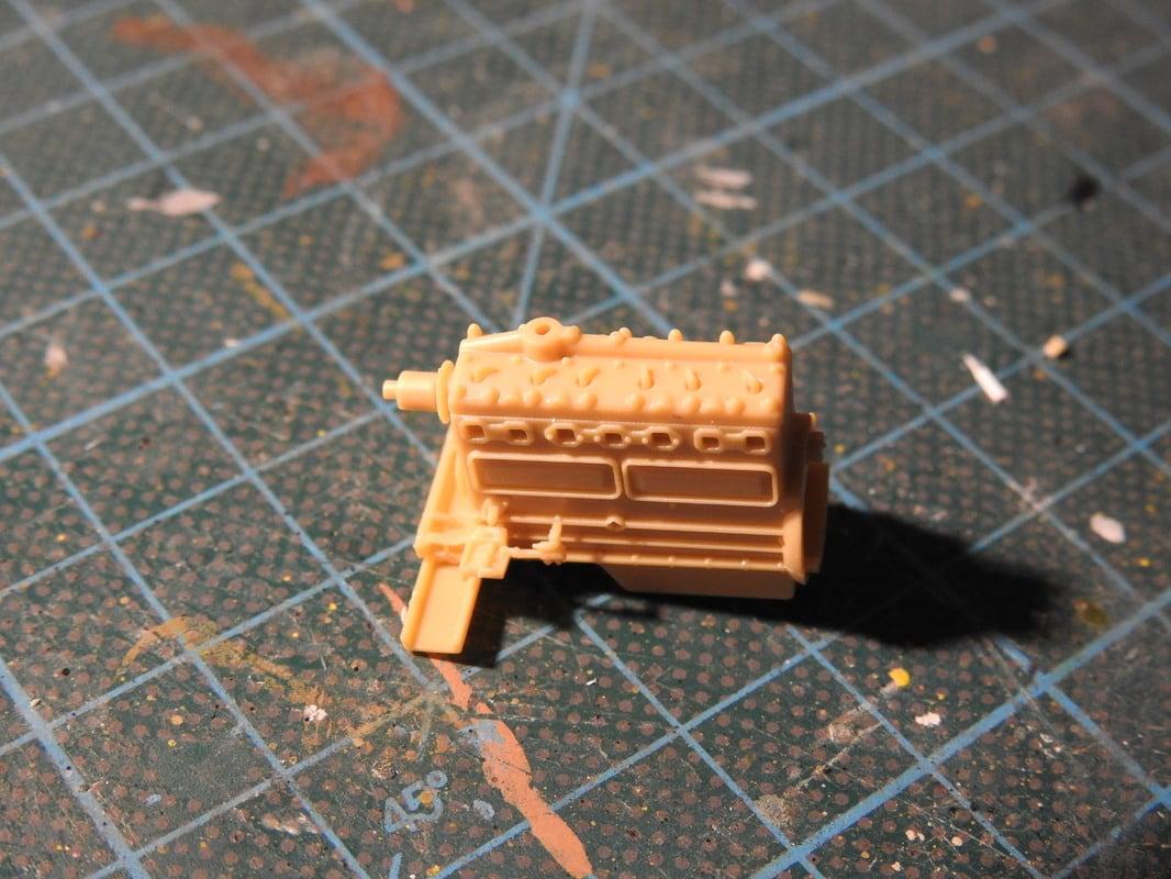 Humber Mark II, Bronco 1/35 DSCN2135