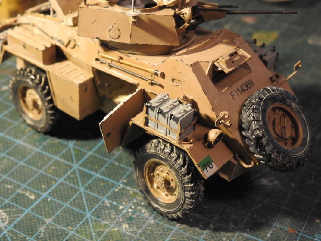 Humber Mark II, Bronco 1/35 - Sida 9 DSCN3598
