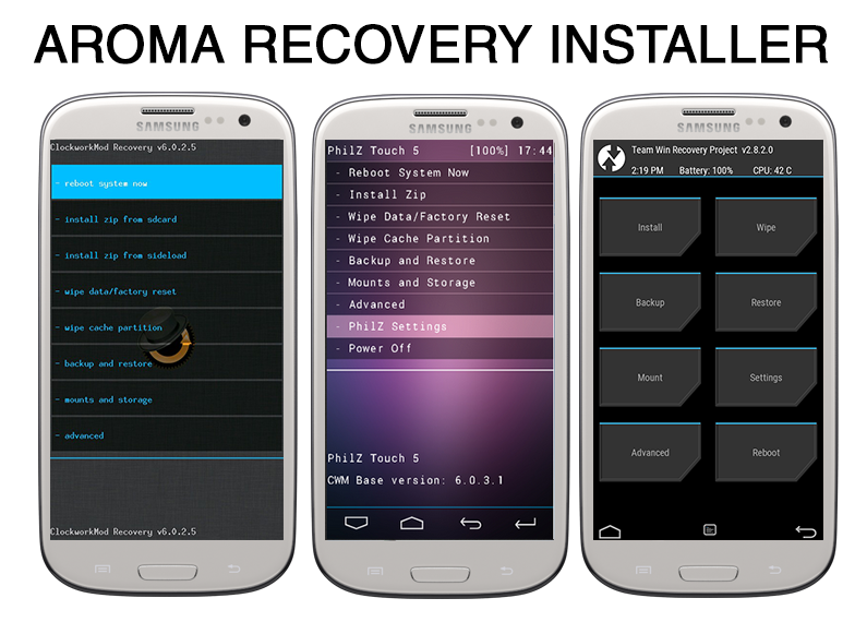 [MOD] [Recovery] Aroma Recovery Installer Aroma_Recovery_Installer_Headup