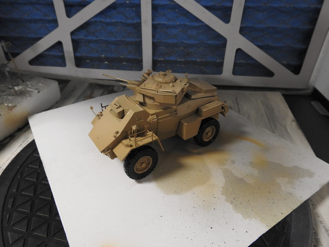 Humber Mark II, Bronco 1/35 - Sida 8 DSCN3389