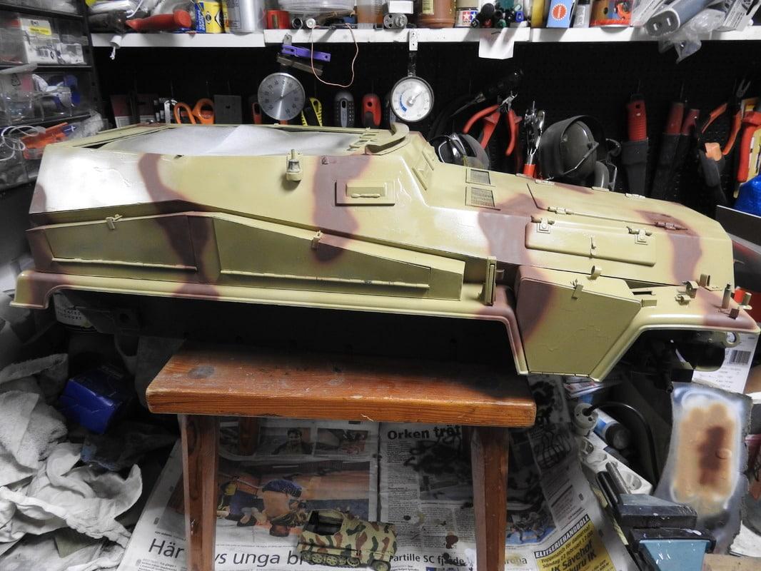 SdKfz 250 Armor Hobbies 1/6 - Sida 16 DSCN2853