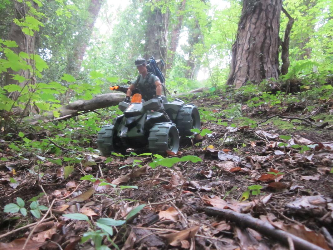 Action Man Quad Assault Woodland Random Photos. IMG_4335