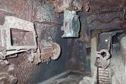 Танк КВ-1 изнутри (№ 9854), Ропша, Ленобласть. P6230065