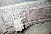 Танк КВ-1 изнутри (№ 9854), Ропша, Ленобласть. P6230203