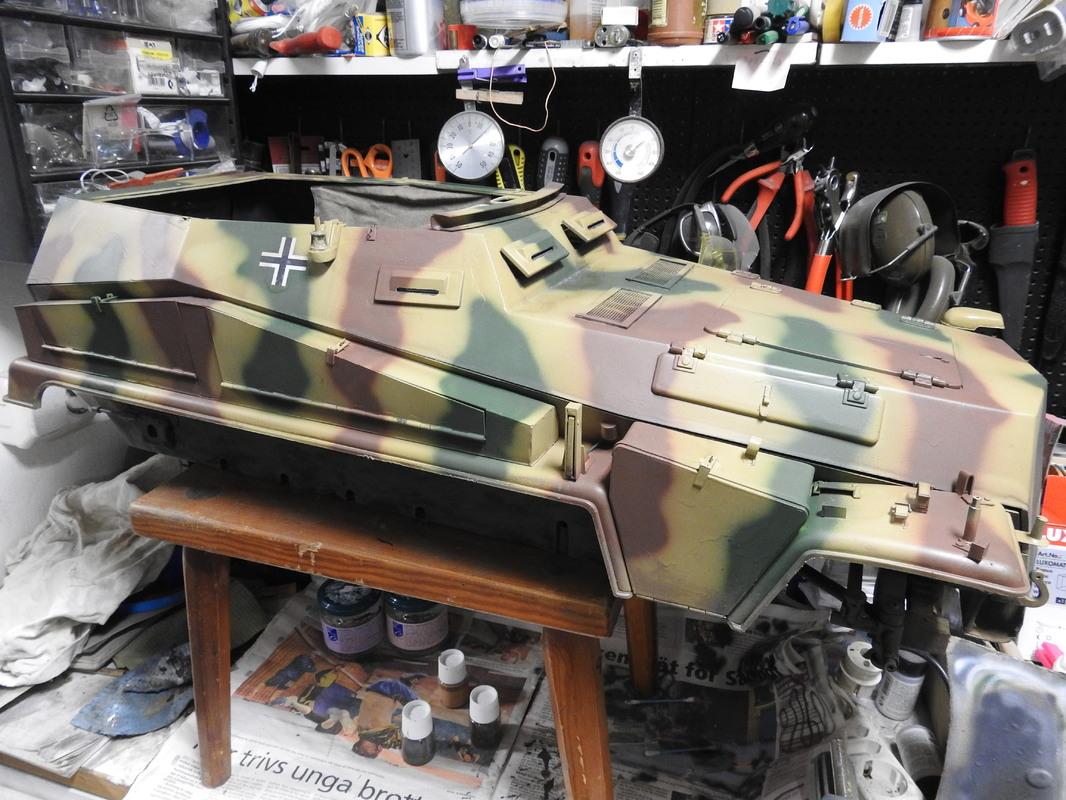 SdKfz 250 Armor Hobbies 1/6 - Sida 16 DSCN3038