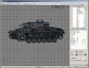STA(Steel Tank Add-on) 3.3 Pz_IIIN_2g
