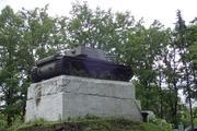 Танк КВ-1 изнутри (№ 9854), Ропша, Ленобласть. P6230369