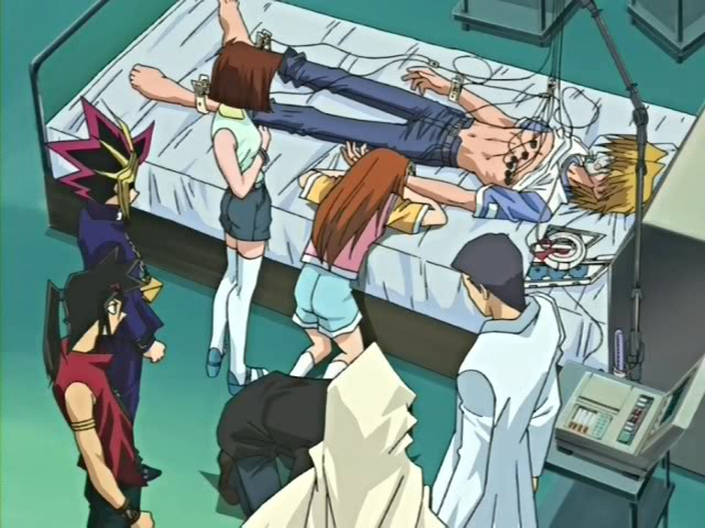 [ Hết ] Phần 4: Hình anime Atemu (Yami Yugi) & Anzu (Tea) trong YugiOh  2_A61_P_65