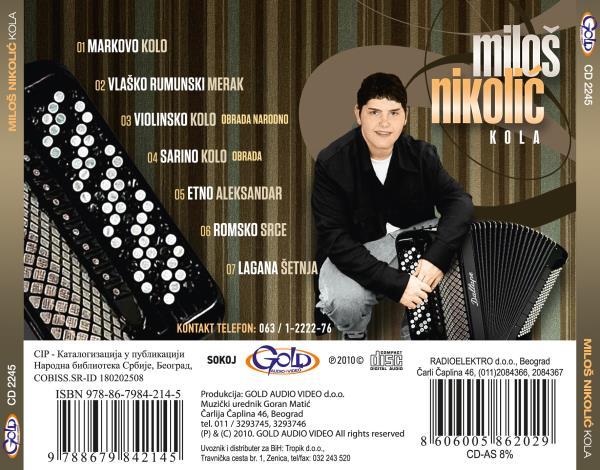 Albumi Narodne Muzike U 256kbps - 320kbps  - Page 17 Milos_Nikolic_ZADNJA