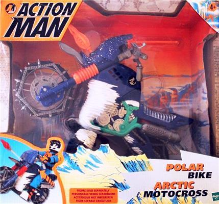 Action Man Arctic figures, carded sets and vehicles. D1E8DE50-D456-478D-B157-1FDCC6DA93AD