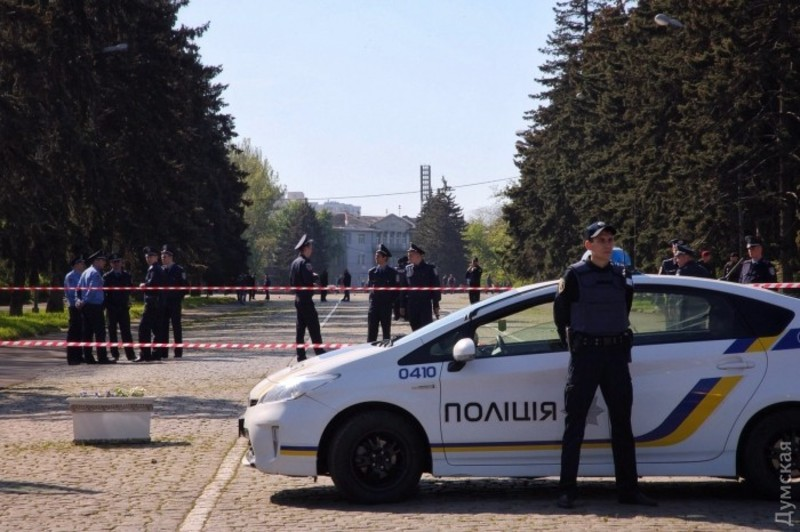 Lviv -  Ukraine crisis. News in brief. Monday 02 May [Ukrainian sources]  Odkul