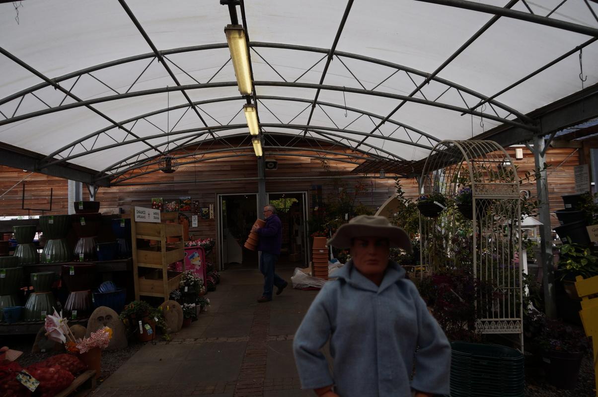 Random Action Man Photos at Hopton garden center. DSC00601