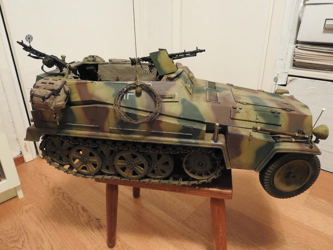 SdKfz 250 Armor Hobbies 1/6 - Sida 18 DSCN3470