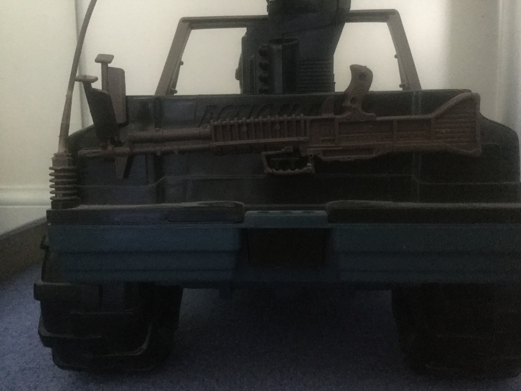 My Taurus 4x4 Jeep. IMG_0257