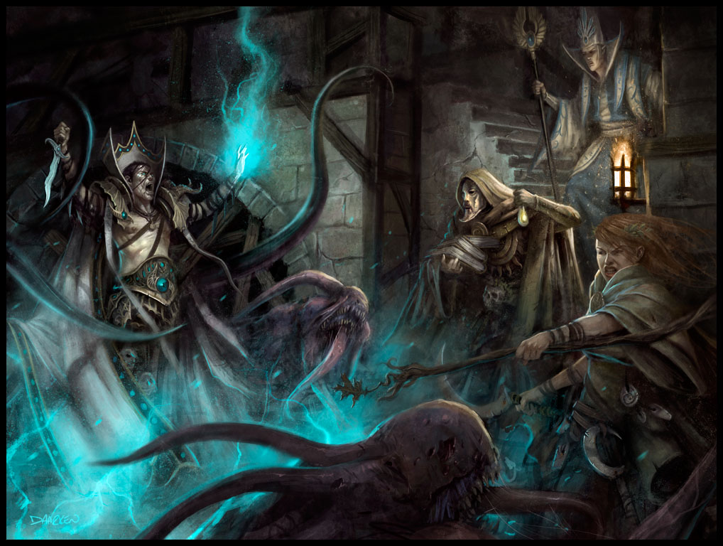 Anarchy Monsters The_Winds_of_Magic_fantasy_warhammer_magic_battl