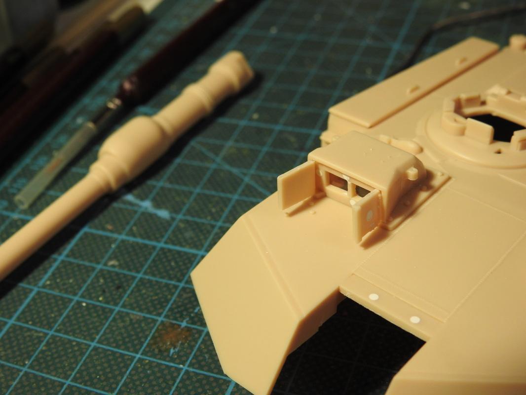 M1A1 Abrams 1/35 - Academy DSCN3858