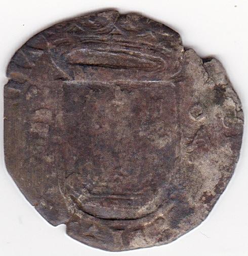 Cuartillo de Felipe II de Valladolid. Es33b