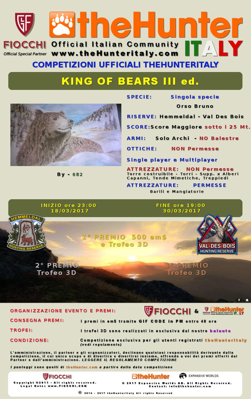 [CONCLUSA] Competizioni ufficiali TheHunteritaly - King of Bears III ed. - Orso Bruno - King_of_bears_III_ed_ombre_finito