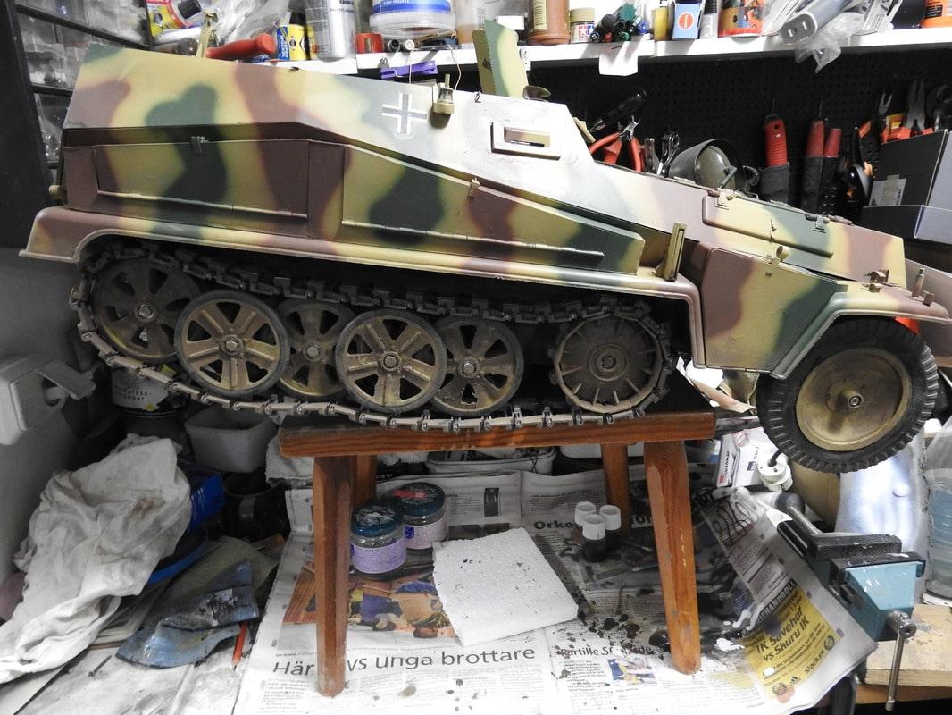 SdKfz 250 Armor Hobbies 1/6 - Sida 16 DSCN3154