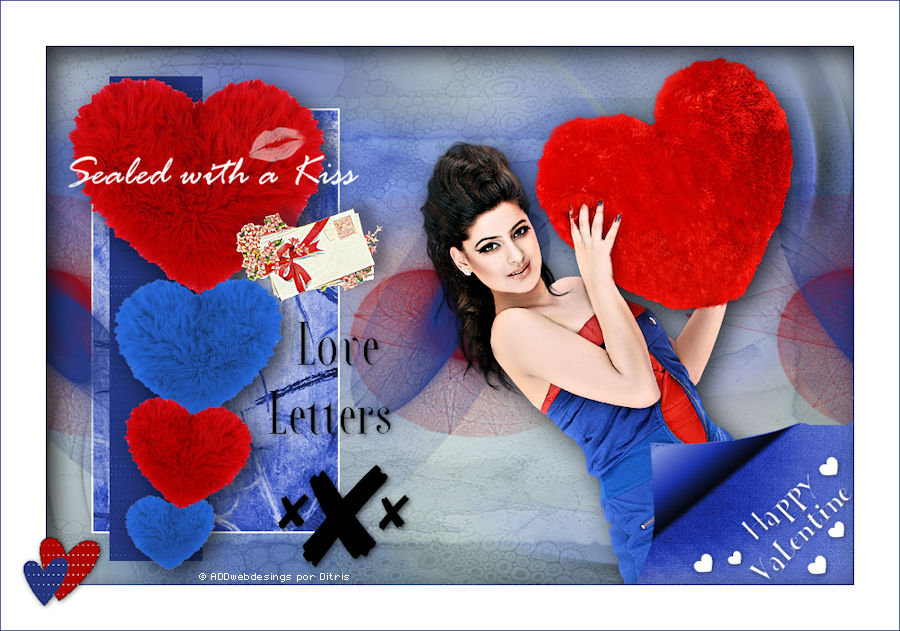 Love Letters 677