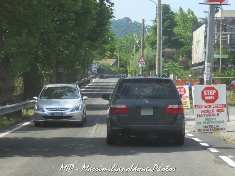 Avvistamenti auto rare non ancora d'epoca - Pagina 3 Honda_Odissey_ZA279_XX_1