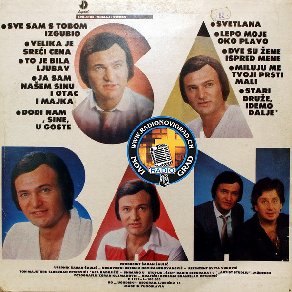 Albumi Narodne Muzike U 256kbps - 320kbps  - Page 17 SABAN_SAULIC_1982_ZADNJA