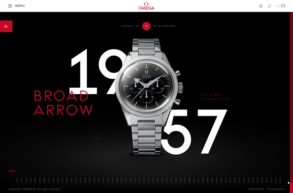 Omega Speedmaster - 60 Anos Image