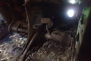 Танк КВ-1 изнутри (№ 9854), Ропша, Ленобласть. P6230166