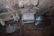Танк КВ-1 изнутри (№ 9854), Ропша, Ленобласть. P6230235