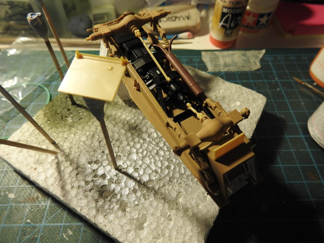 Humber Mark II, Bronco 1/35 - Sida 4 DSCN2726