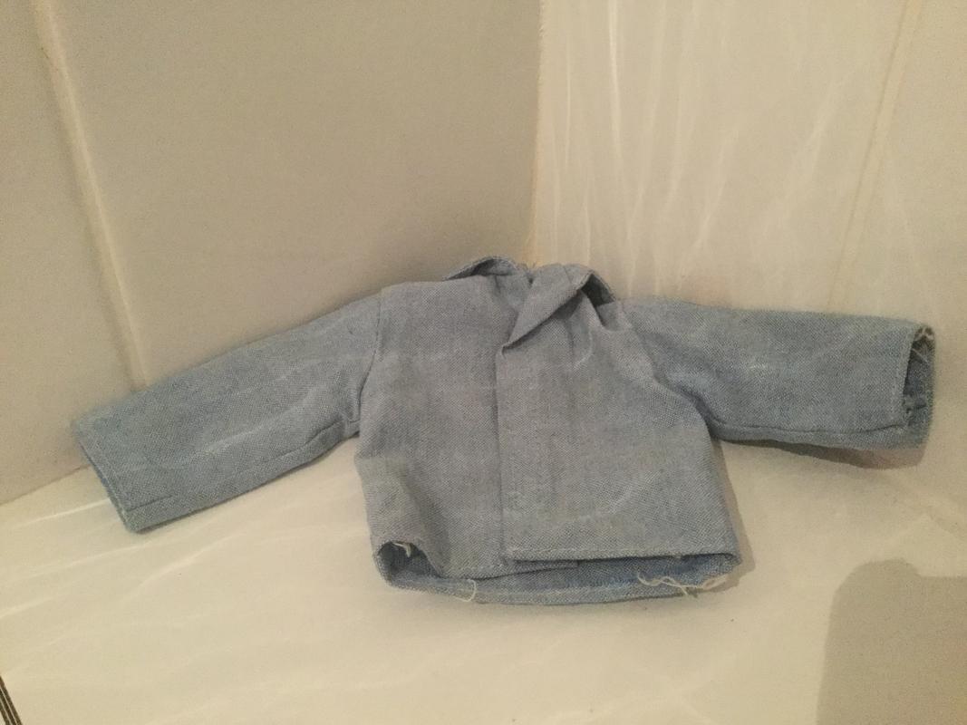 What piece of clothing do you continually go back to when your kitbashing? 1BA6E592-1DA5-4981-934D-13921D76E5D6