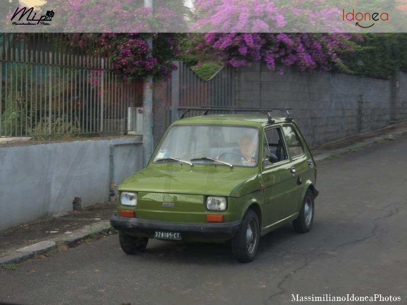 avvistamenti auto storiche - Pagina 2 Fiat_126_600_73_CT328185