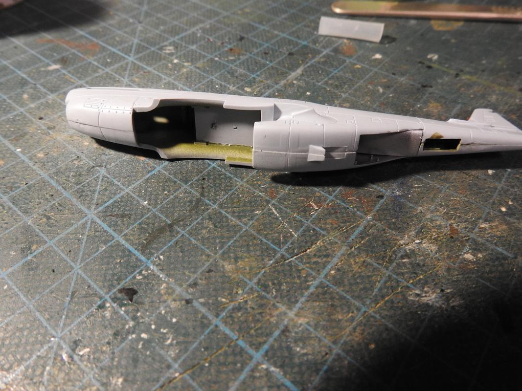 North American F-51D Mustang, Airfix, 1/72 DSCN5671