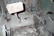 Танк КВ-1 изнутри (№ 9854), Ропша, Ленобласть. P6230143