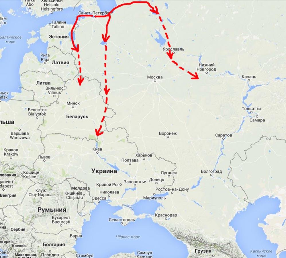 """Хронология + Локализация + """"Катастрофа 1500"""" - Страница 3 Rurik_3"""