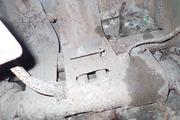 Танк КВ-1 изнутри (№ 9854), Ропша, Ленобласть. P6230109