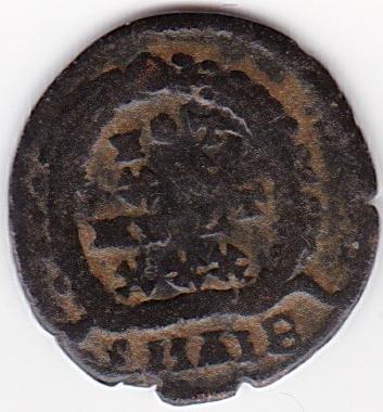 AE4 de Constancio II, VOT XX MVLT XXX. Alexandría IR103_B