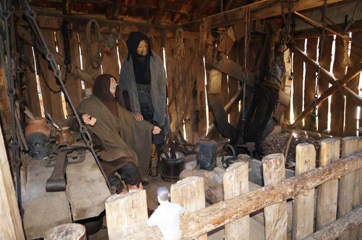 My MAM visiting Mountfitchet Castle. 6_E3_DE8_B4-70_DF-46_E4-839_C-_BF29_EA8_D96_A0