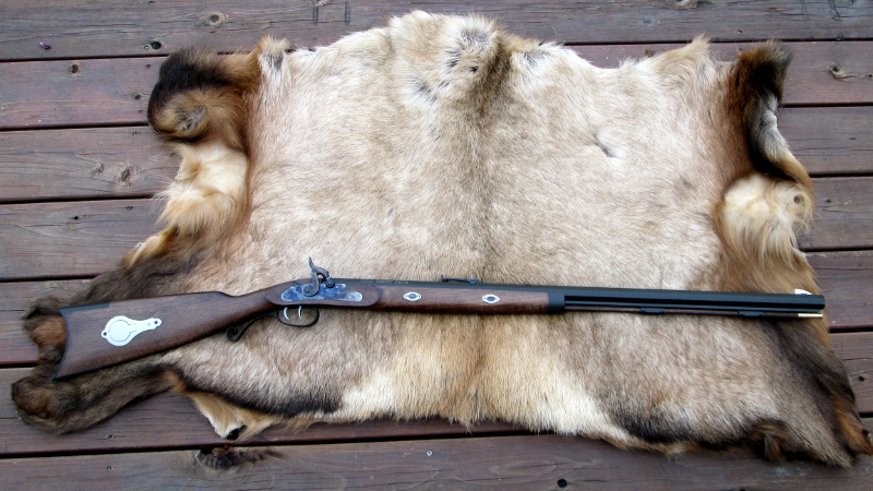 Review: Traditions Mountain Rifle - Percussion