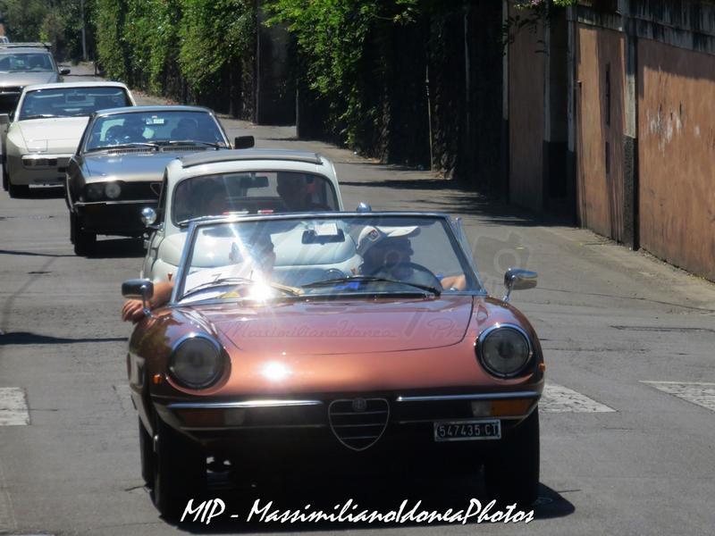 1° Raduno Auto d'Epoca - Gravina e Mascalucia Alfa_Romeo_Spider_1.6_81_CT547435