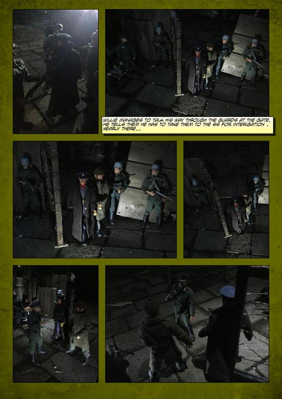 Blondeactionman and rustygun production   Colditz  comic no 3 5_DC40_BB5-22_C4-4_BF3-_ACC3-_CA1_FD192_A4_A3