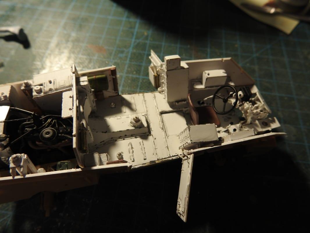 Humber Mark II, Bronco 1/35 - Sida 4 DSCN2910