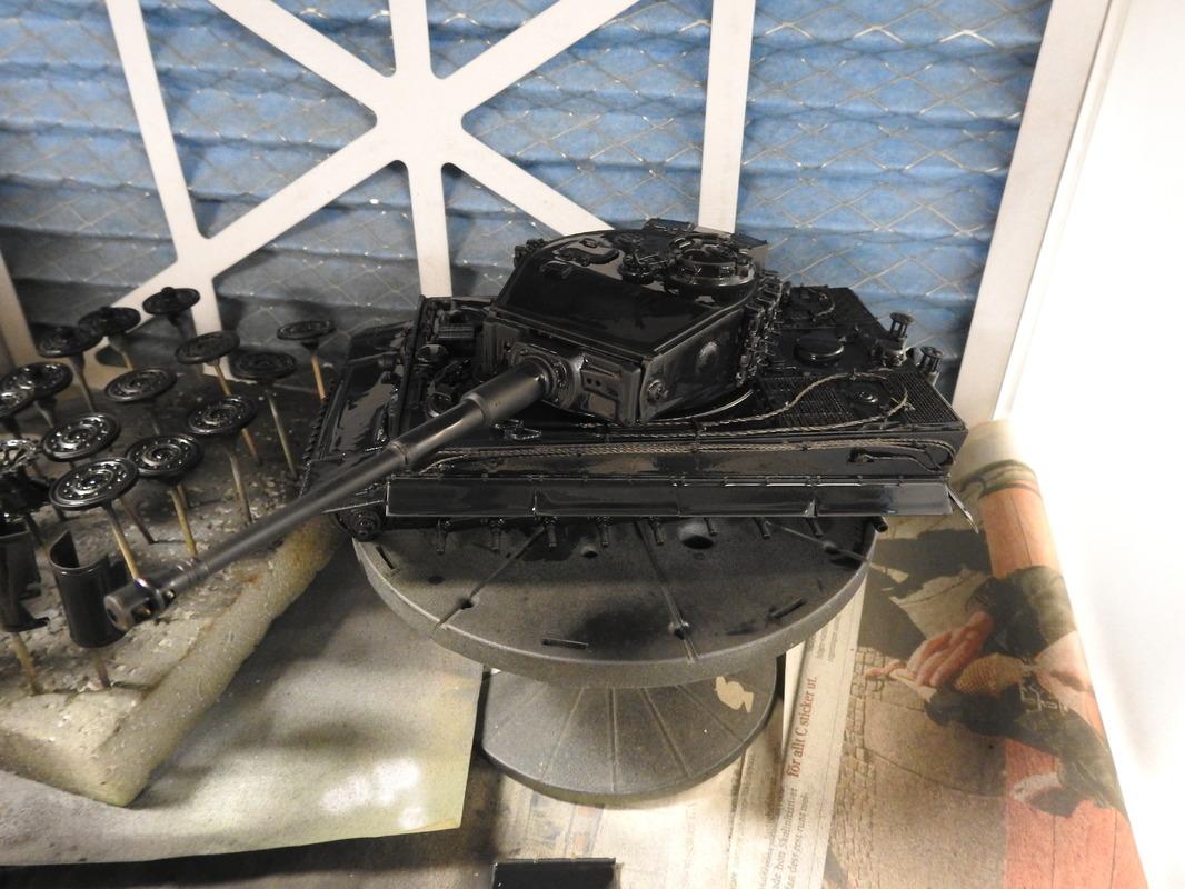 Tiger I, Dragon, 1/35 - Sida 3 DSCN4755